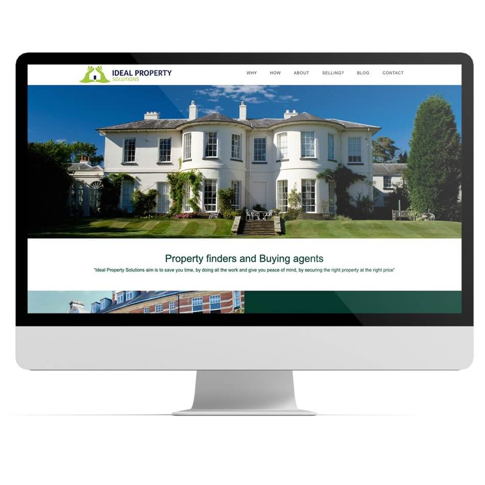 Ideal property solutions Website