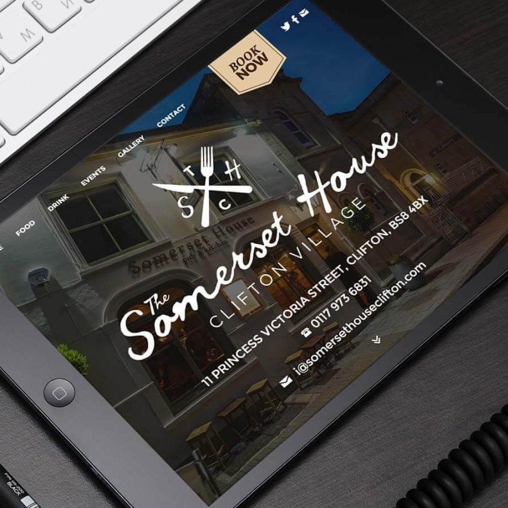 Launch website